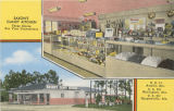 """Saxon's Candy Kitchen / Three Stores For Your Convenience / U.S. 11 Attalla, Ala. U.S. 241..."