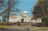 """State Capitol in Montgomery, Alabama."""