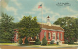 """U.S. Post Office, Tuskegee, Alabama."""