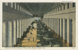 """Interior of Power House at Wilson Dam, Muscle Shoals, Ala."""