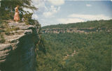 """Little River Canyon, DeKalb County, Alabama."""