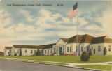 """Post Headquarters, Gunter Field, Alabama."""