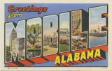"""Greetings from Mobile Alabama."""