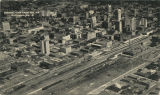 """General View from the Air, Birmingham, Ala."""