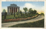"""Vestavia, the country home of Mr. Geo. B. Ward, crest of Shades Mountain, Birmingham,..."