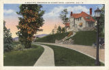 """A beautiful residence on Sunset Drive, Anniston, Ala."""