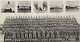 Honor Battery of the 256th Anti-Aircraft Artillery Battalion at Camp Rucker in Dale County,...