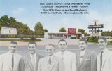 """Tom and His Five Sons Welcome You to Enjoy the South's Finest Foods. Our 37th Year in the..."