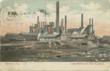 """Sloss Furnaces, North Birmingham."""