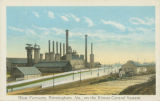 """Blast Furnaces, Birmingham, Ala., on the Illinois Central System."""