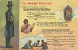 """The Darkey Preacher."""