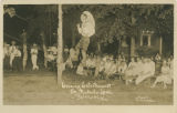 """Evening Entertainment On Nichols Lawn - Fairhope Ala."""