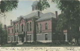 """Court House, Livingston, Ala."""