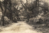 Home of Augusta Evans Wilson in Mobile, Alabama.