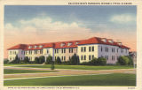 """Enlisted men's barracks, Maxwell Field, Alabama."""