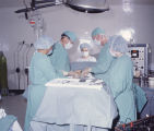 Operating room at Jackson Hospital on Forest Avenue in Montgomery, Alabama.