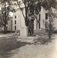 Bronze statue of Dr. John Allan Wyeth on the grounds of the State Capitol in Montgomery, Alabama.