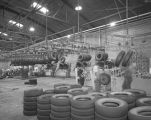 Jones Tire and Recapping Company plant at 4228 Mobile Road in Montgomery, Alabama.