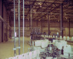 Interior of the Kinpak plant at 2780 Gunter Park Drive East in Montgomery, Alabama, just before...