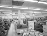 Housewares, furniture, and linens at Elmore's variety store at the Montgomery Mall on East South...