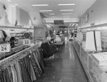 Interior of Lerner Shops at 35 Dexter Avenue in Montgomery, Alabama.
