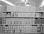 Libby's canned meat display at the Kwik Chek at the Normandale Shopping Center on East Patton...