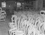 Chairs manufactured by the S. R. Marks Company at 2745 Day Street in Montgomery, Alabama.