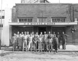 C. A. McDade and Sons, roofing and heating contractors at 1066 Madison Avenue, Montgomery, Alabama.