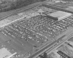 Aerial view of the McFarland Mall in Tuscaloosa, Alabama.