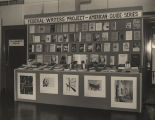 Federal Writers' Project American Guide Series exhibit at the Boston Book Fair.