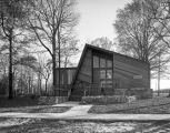 Building of the architectural firm of Chambless-Killingsworth and Associates in Montgomery,...