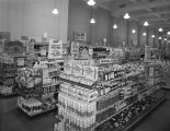 "Interior of the Kress variety store on Dexter Avenue in Montgomery, Alabama, during a ""Famous..."