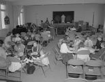 Children�s class at the Church of the Holy Comforter at 2911 Woodley Road in Montgomery, Alabama.