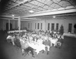 Christmas party for African American employees of the Coca-Cola Bottling Company in Montgomery,...