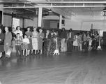 Open house at the Coca-Cola Bottling Company at the corner of North Perry and East Jefferson...