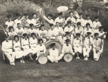 Mignon Band at the Sylacauga Division of Avondale Mills in Talladega County, Alabama.
