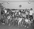 Students in a classroom at Goodwyn Junior High School at 209 Perry Hill Road in Montgomery,...