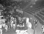 W. T. Grant Company booth at Garrett Coliseum during the 1961  South Alabama Fair in Montgomery,...