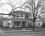 House at 119 West Jeff Davis Avenue in Montgomery, Alabama.
