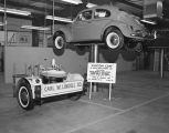 Carl W. Lindell Company display at the Jack Hamel, Inc., Volkswagen dealership at 2325 West...