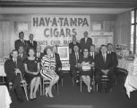Meeting and display for Hav-A-Tampa Cigars at the Holiday Inn Southwest at 4231 Mobile Highway in...