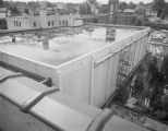 Construction of additions and alterations to the South Central Bell building at 39 Adams Avenue in...