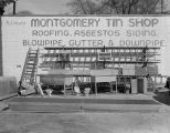 Montgomery Tin Shop at 318 North Decatur Street in Montgomery, Alabama.