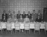 Sales meeting for the National Biscuit Company (Nabisco) at Morrison's Cafeteria at 150 Lee Street...