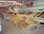 Citrus fruit display at the Kwik Chek at the Normandale Shopping Center on East Patton Avenue in...