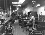 Workshop of the Parts Service Company at 412 Bibb Street in Montgomery, Alabama.