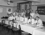 Sales meeting for the Pennsylvania Salt Manufacturing Company at the Whitley Hotel in Montgomery,...