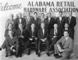 Board of directors of the Alabama Retail Hardware Association during the annual convention at...