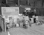 American floor sanders booth at the 1967 (twenty-third annual) Alabama Retail Hardware Association...