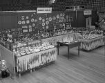 Norcrest China Company booth at the 1967 (twenty-third annual) Alabama Retail Hardware Association...